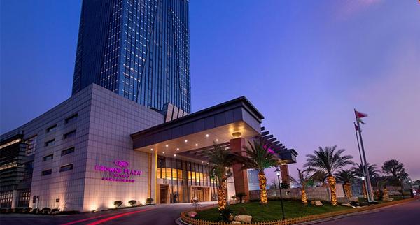 义乌皇冠假日酒店